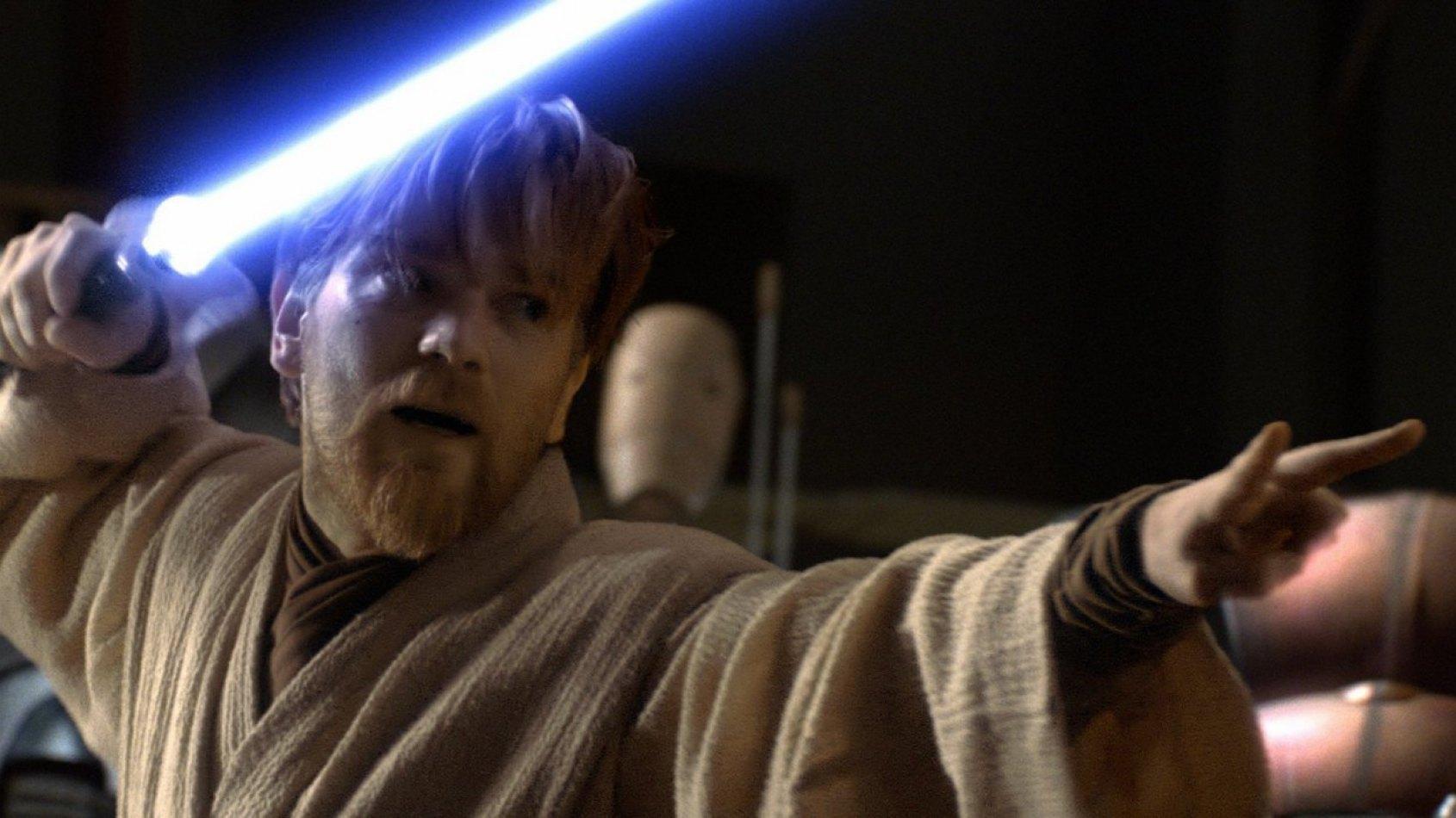 Ewan McGregor parle d'un spin off sur Obi Wan Kenobi !
