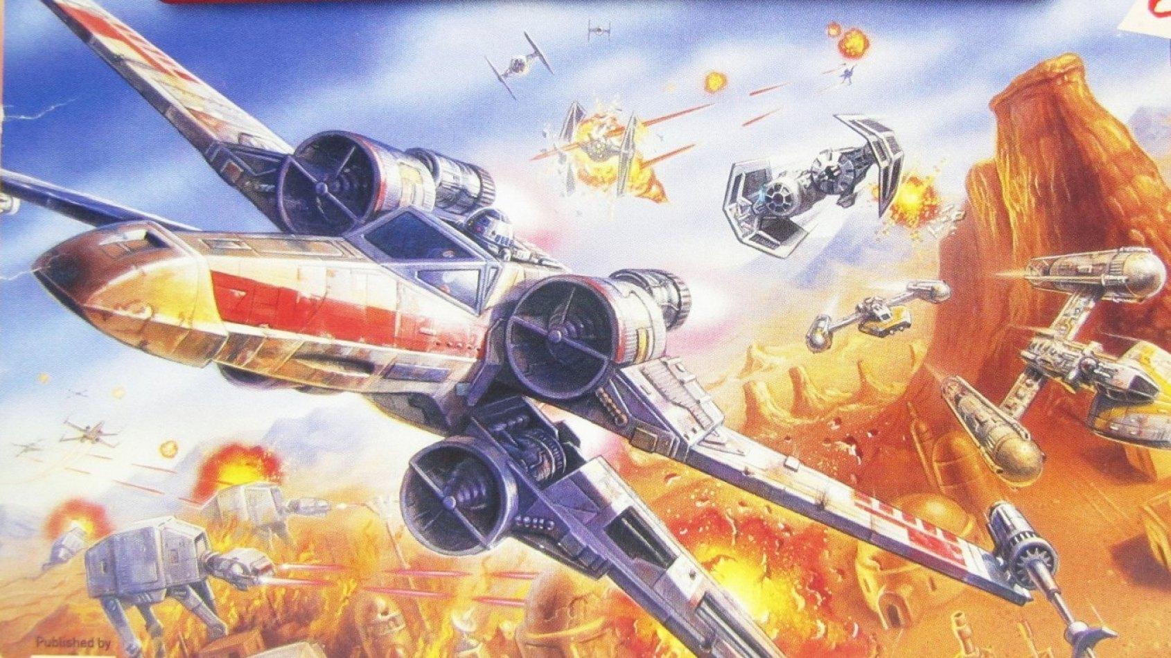Rogue Squadron est de retour !