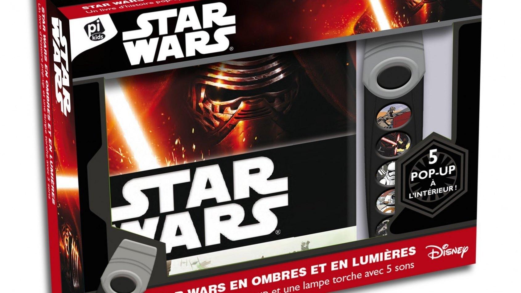 Review : Star Wars en Ombres et Lumières