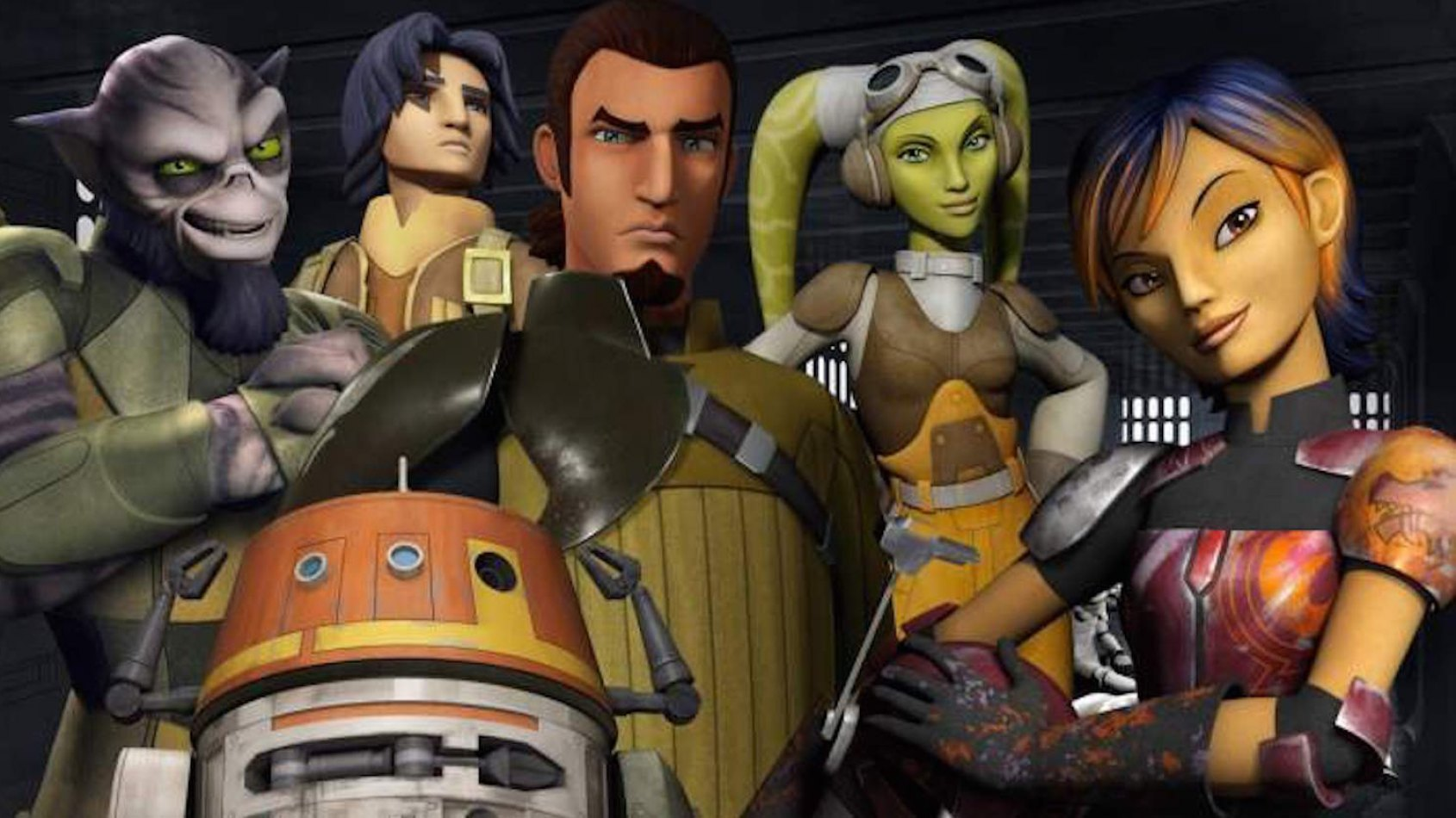 Vers la fin de Star Wars Rebels?
