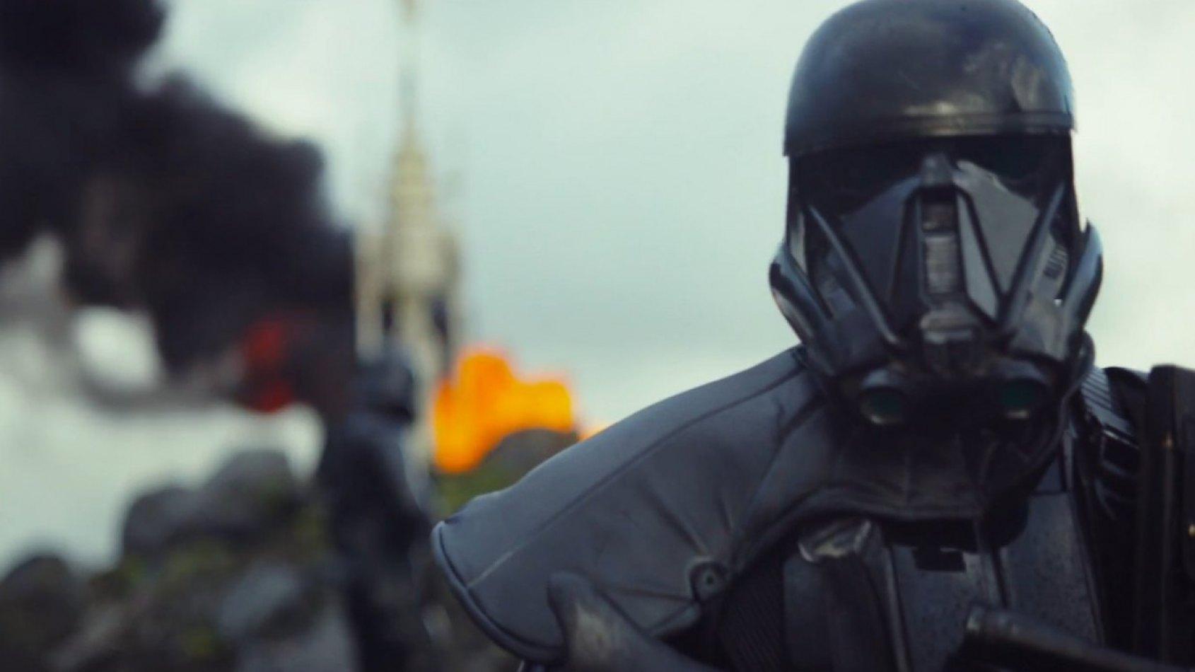 La Bande Annonce de Rogue One arrive tout à l'heure !