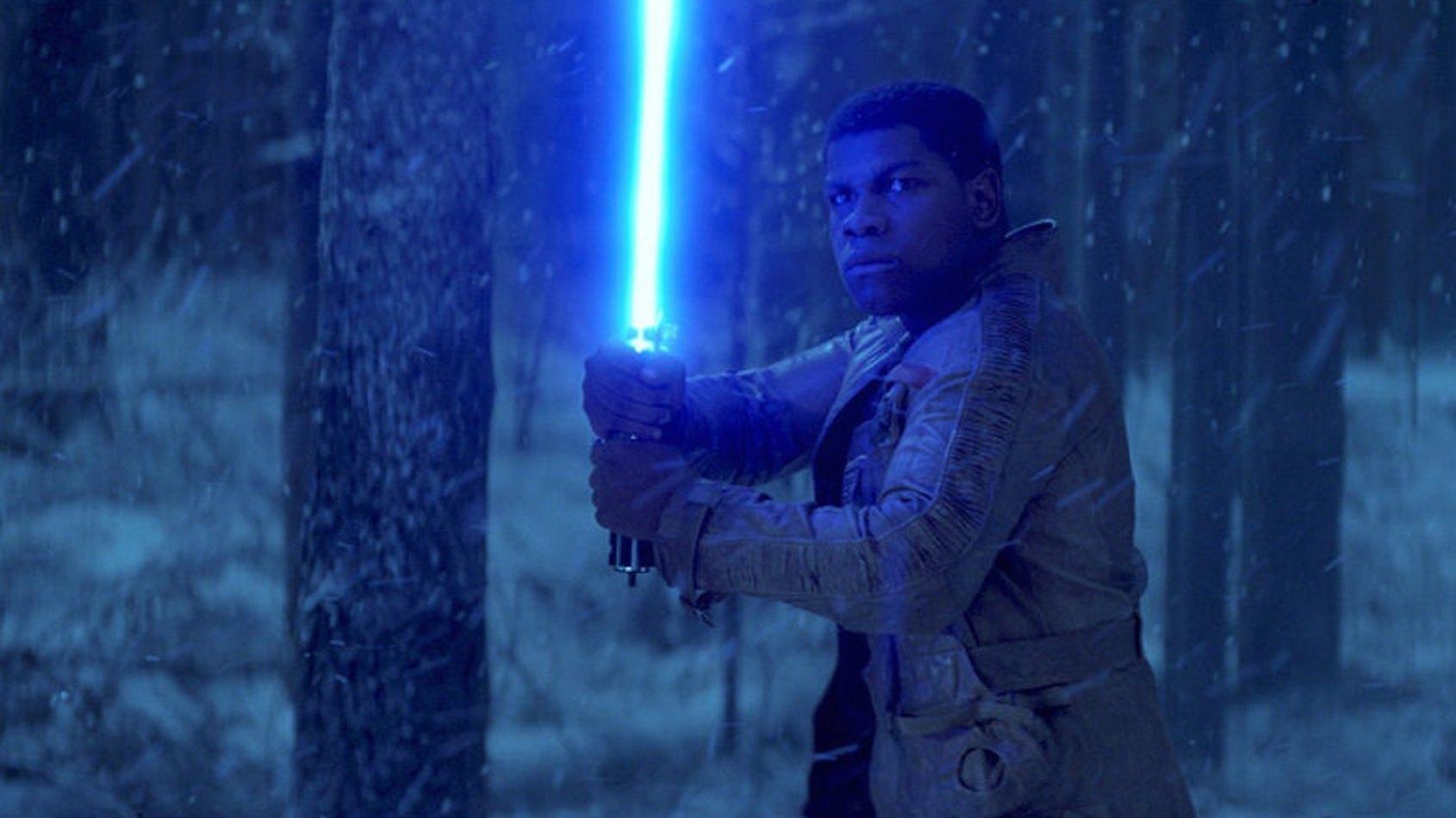 Selon Daisy Ridley, Finn pourrait être également sensible à la Force