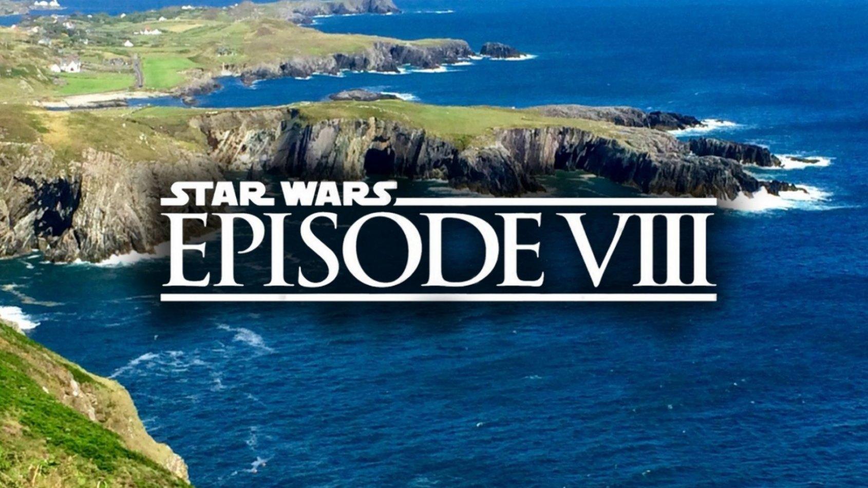 De nouvelles photos des décors de tournage en Irlande