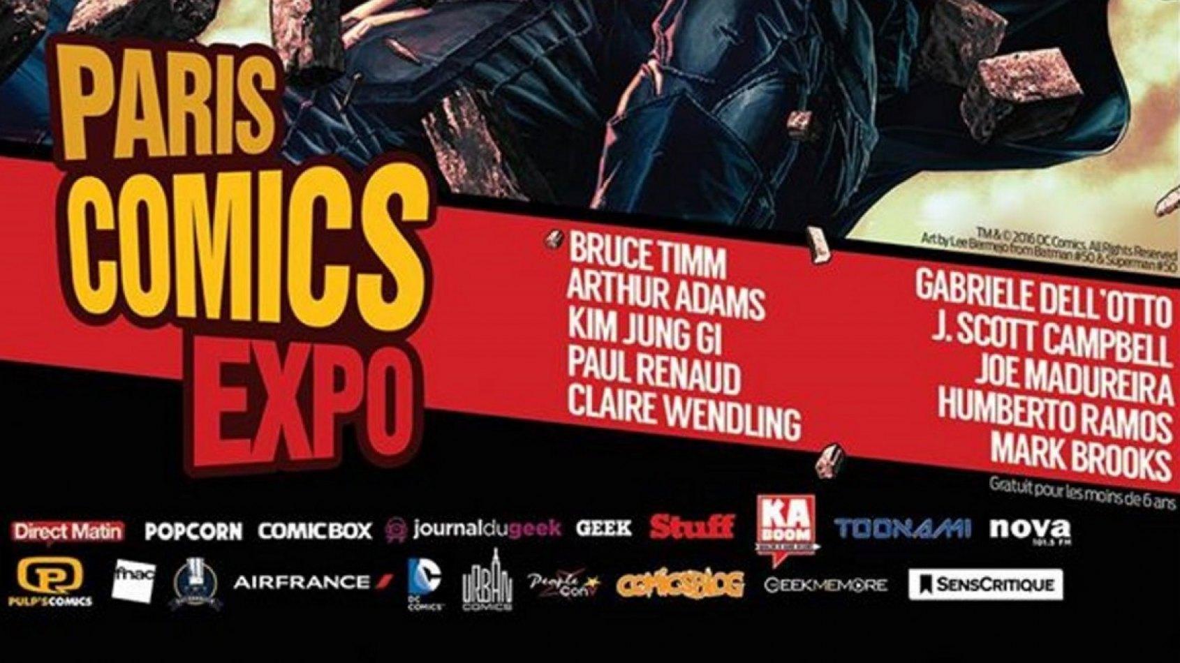 Une sortie Plan�te Star Wars pour Paris Comics Expo !