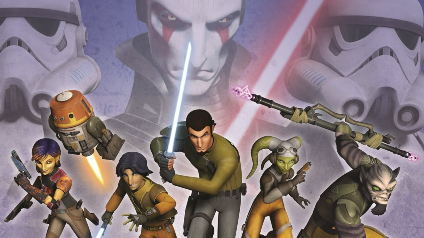 Review : Star Wars Rebels 3