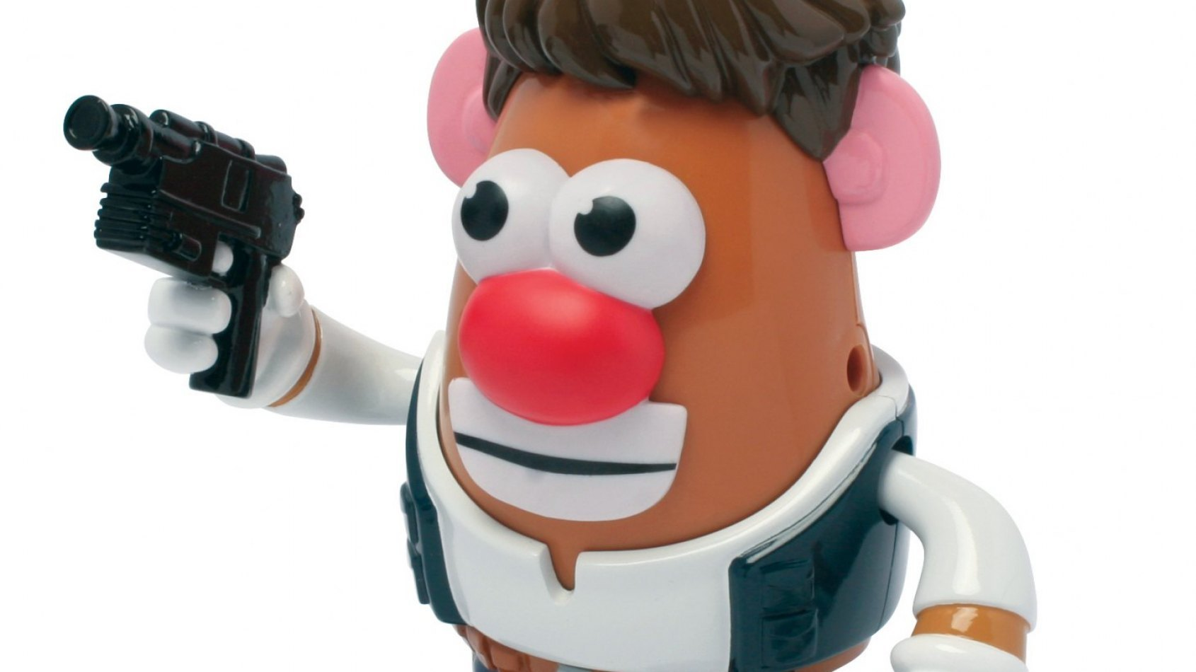 Han Solo et Chewbacca version Monsieur Patate arrivent !