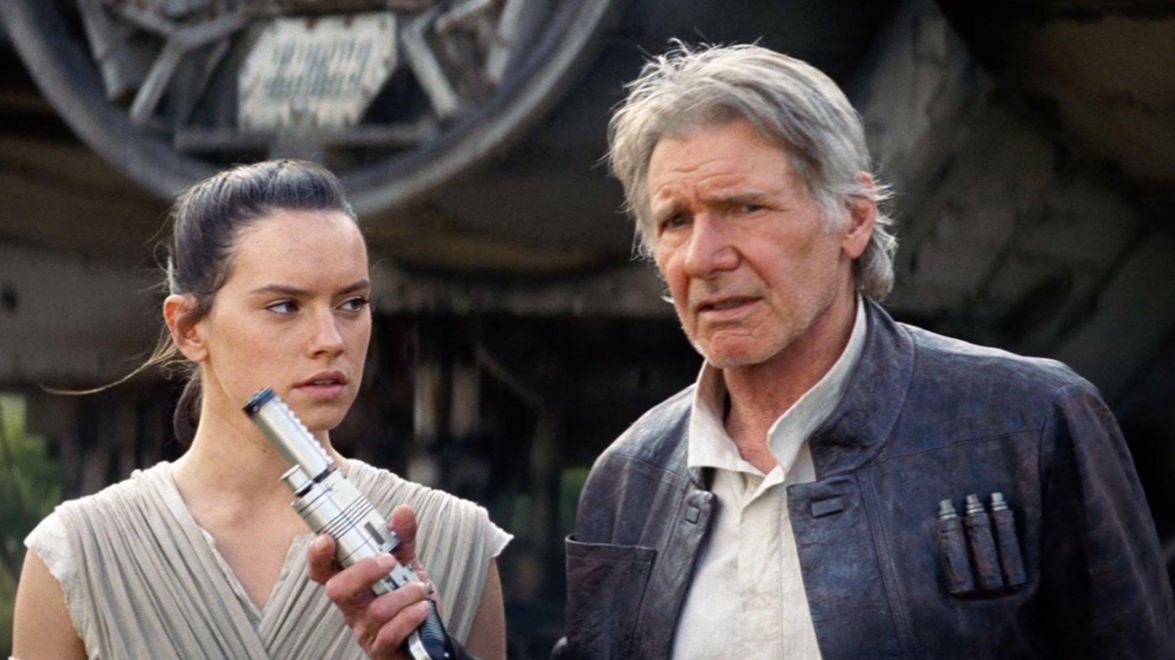 [MAJ] Harrison Ford vend la veste de Han Solo aux enchères