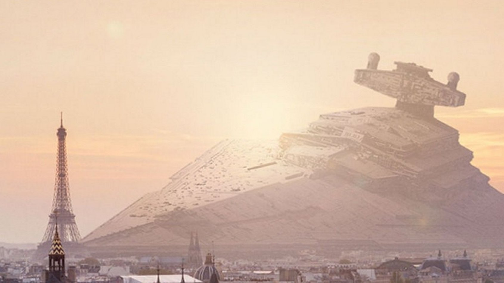 Sortie Planète Star Wars de Mai !