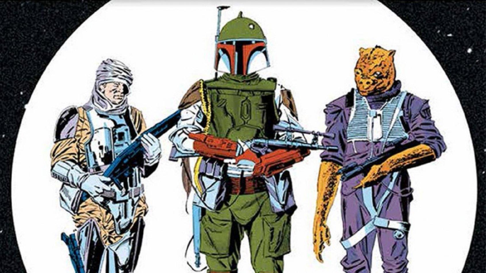 Delcourt : Sortie de Star Wars Classic 4
