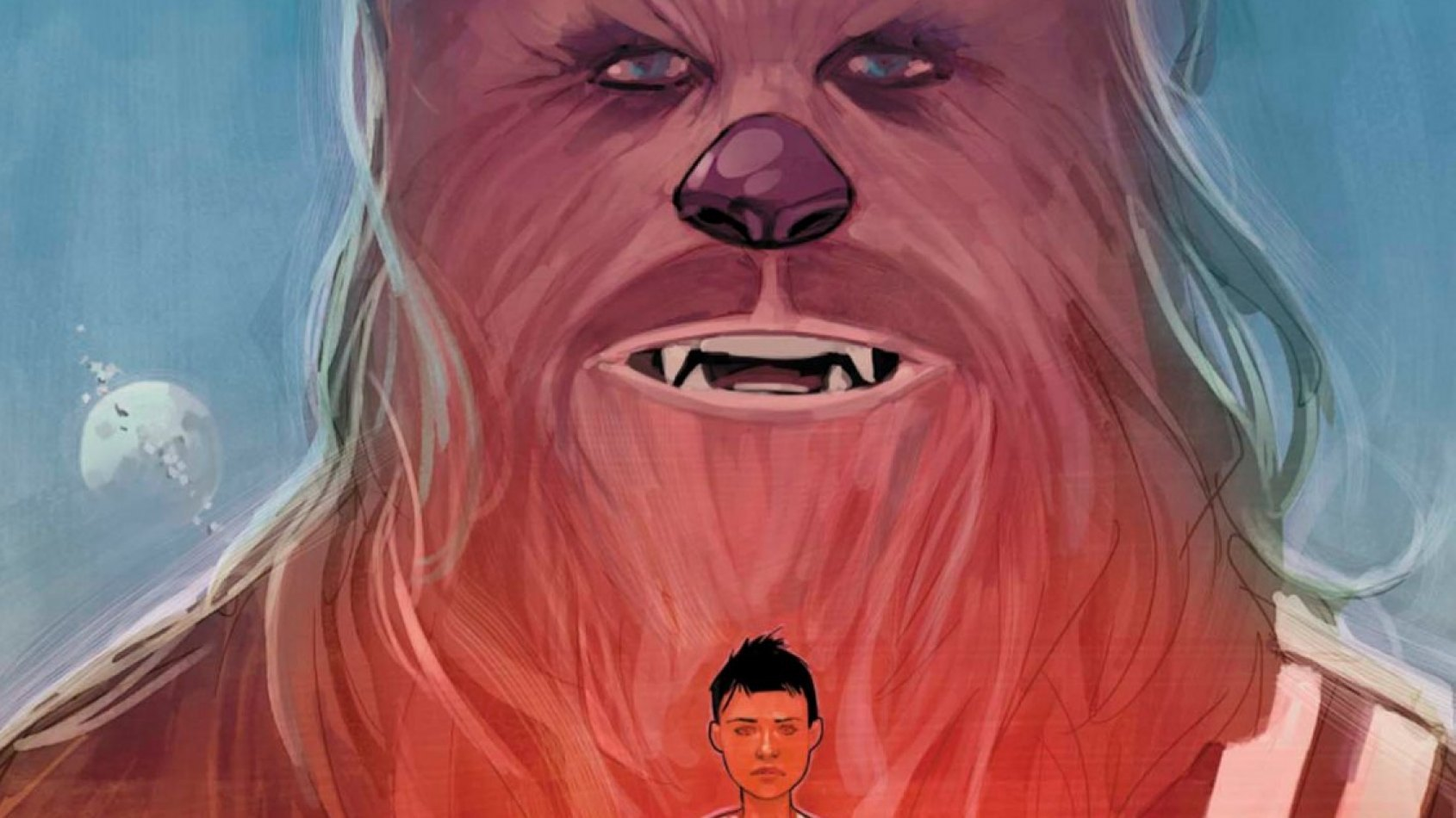 Panini : Sortie de Chewbacca