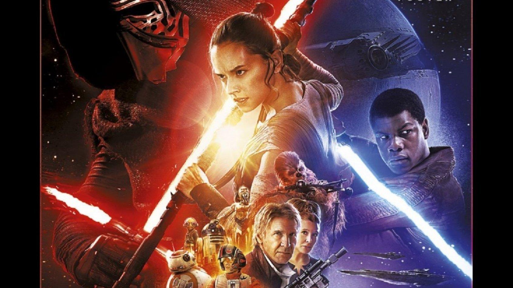 Outre Fleuve : Sortie de Star Wars Le R�veil de la Force, le roman