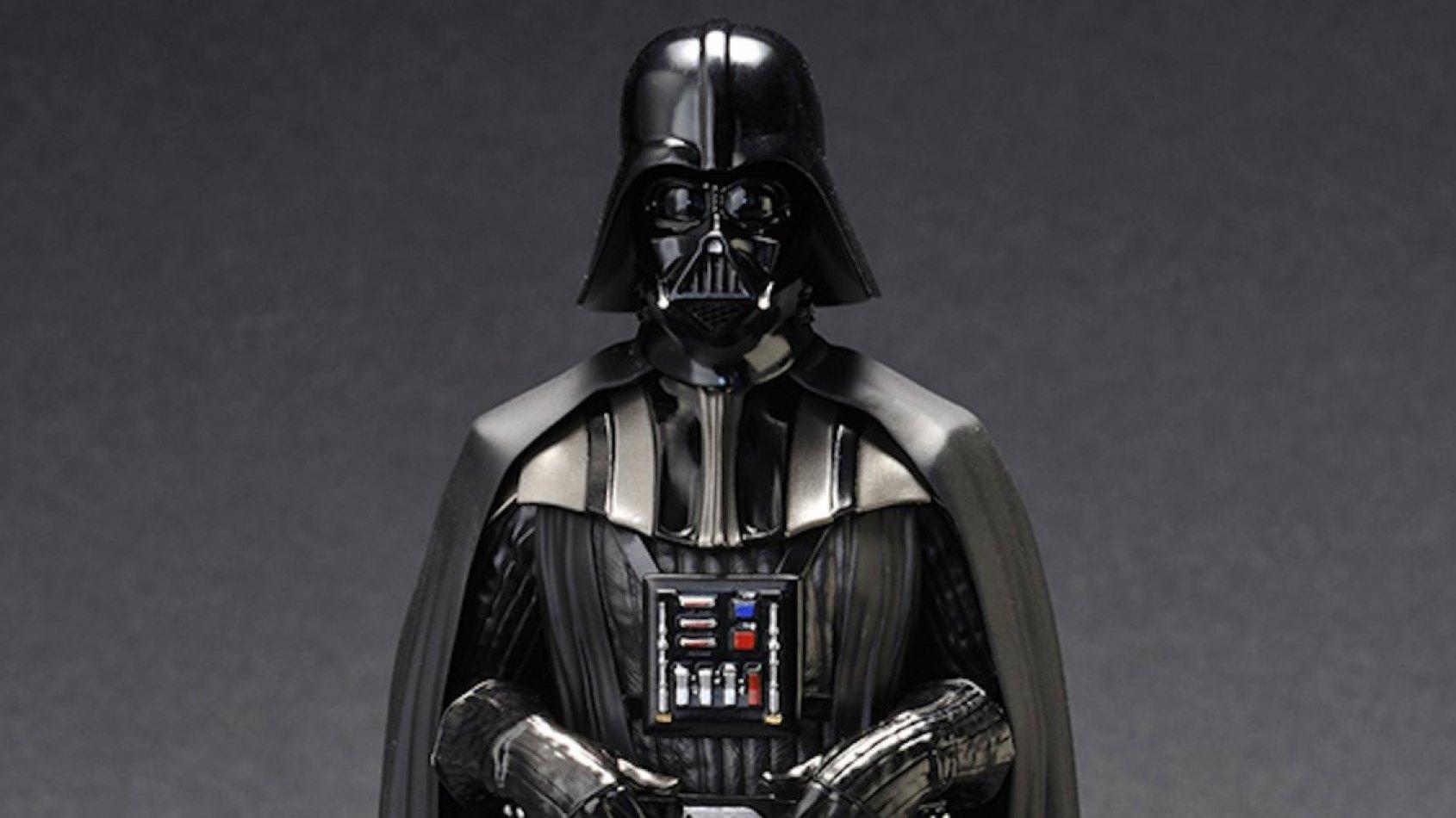 Dark vador en figurine artfx chez kotobukiya - Photo dark vador ...