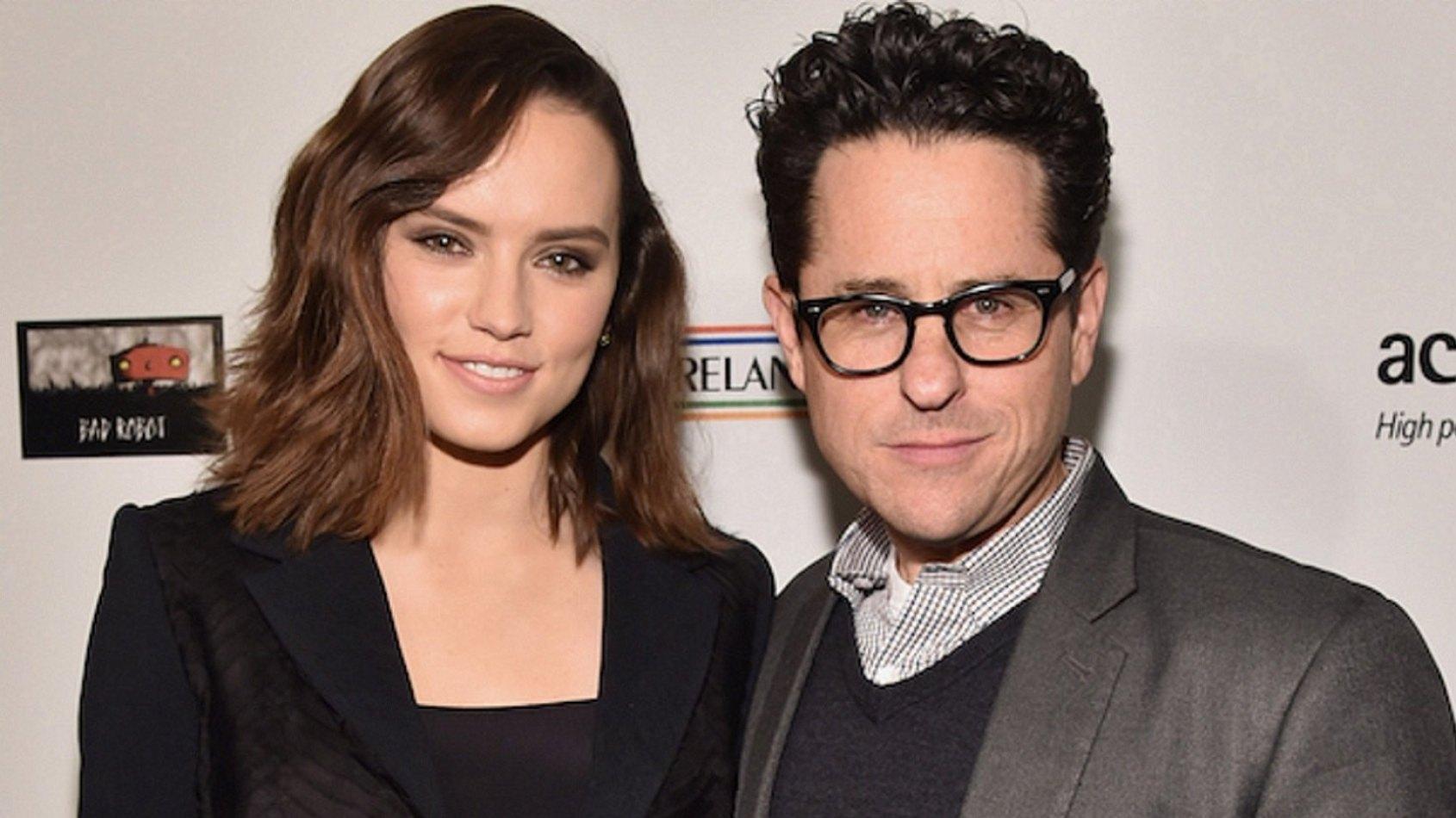 Daisy Ridley et J.J. Abrams vont travailler de nouveau ensemble!