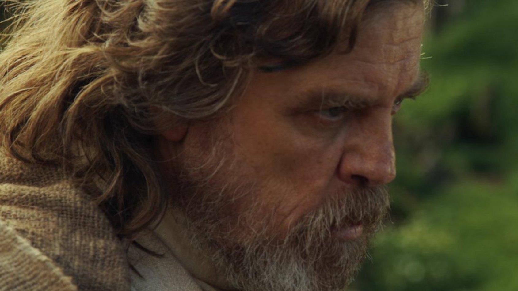 Description des costumes de Luke et Rey dans l'Episode VIII