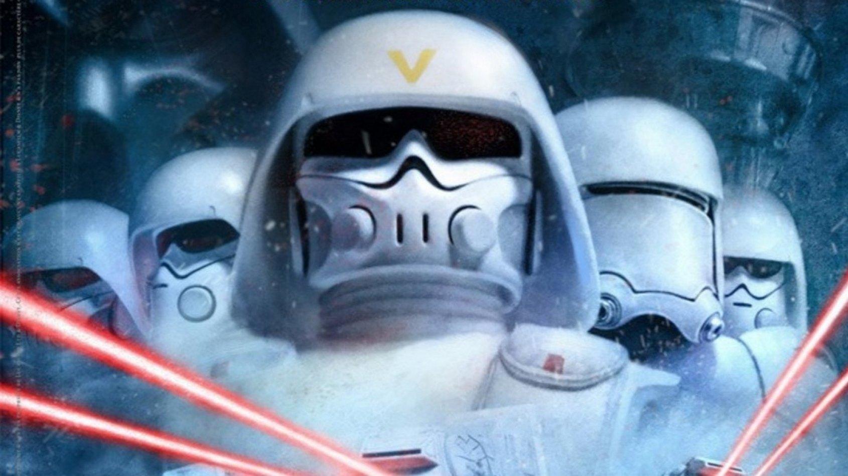 Générations Star Wars c'est ce Week End !