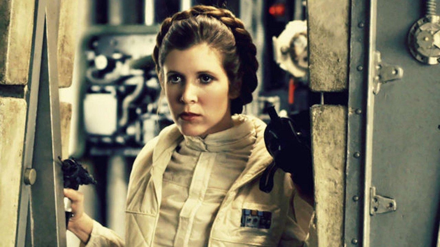 La Princesse Leia dans Rogue One?