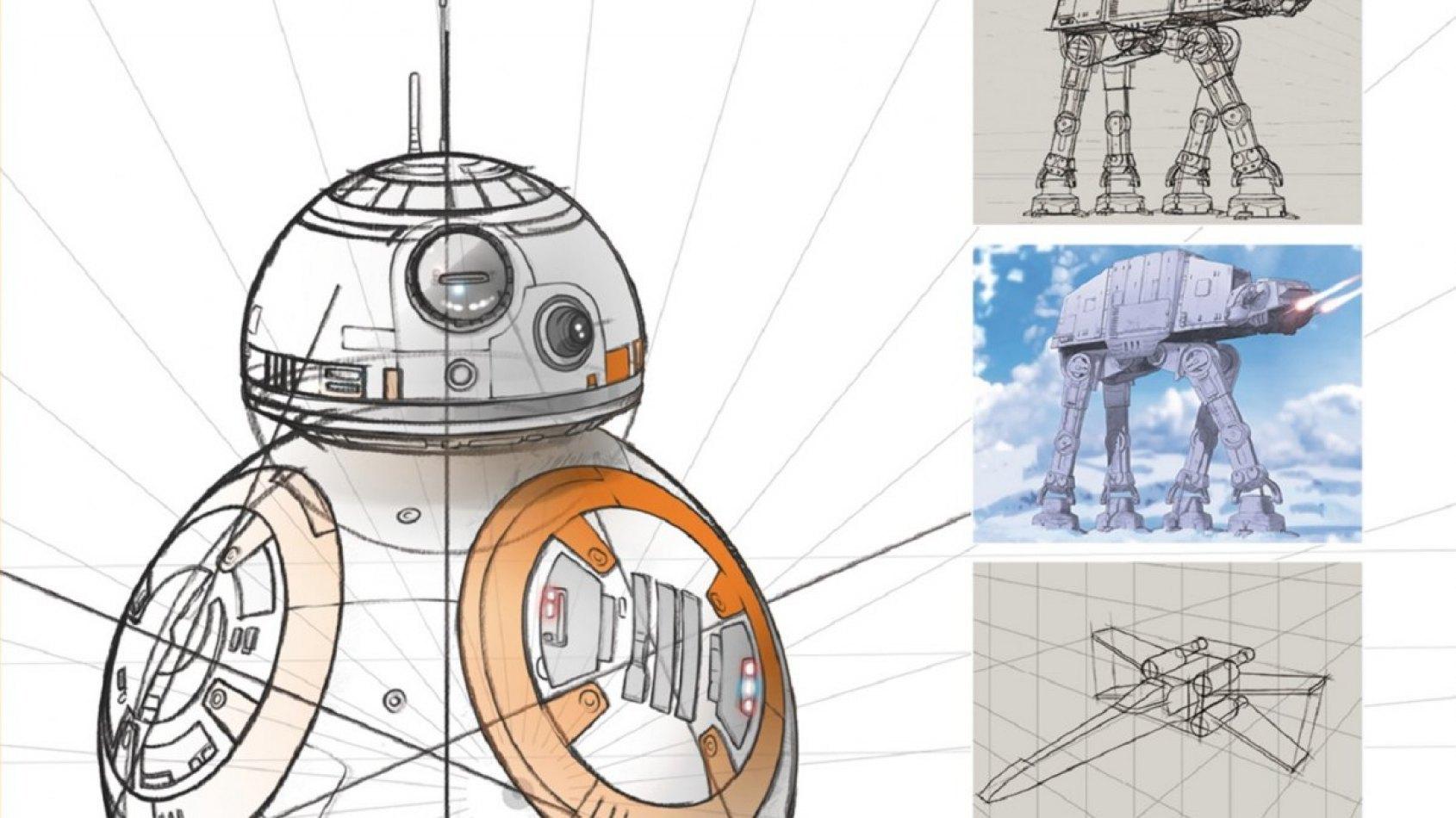 Hachette : Sortie de Star Wars : Design et Conception