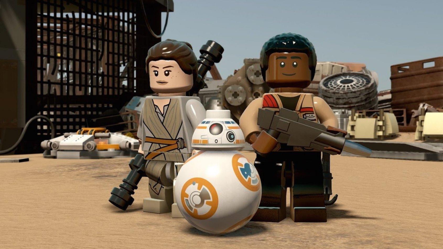 Lego Star Wars d�voile une nouvelle bande-annonce de son jeu-vid�o