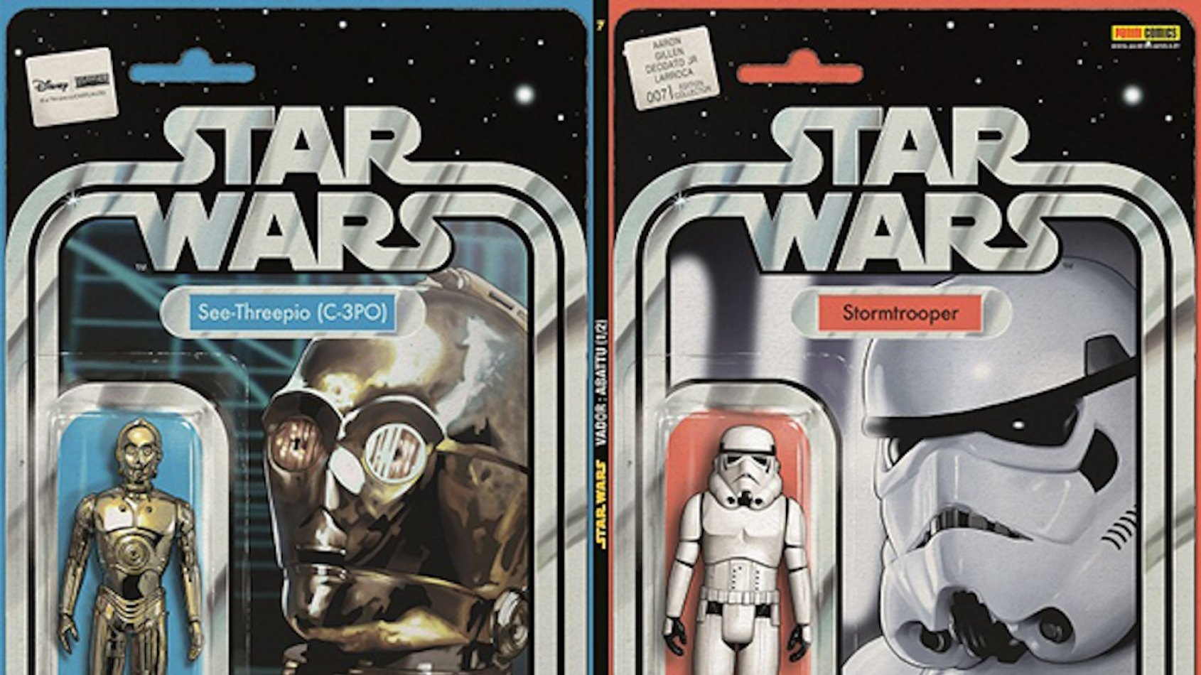 L'exclu Comics de G�n�rations Star Wars disponible pour tous