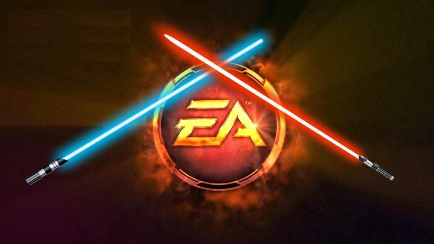 Un nouveau jeu Star Wars se pr�pare avec EA Games