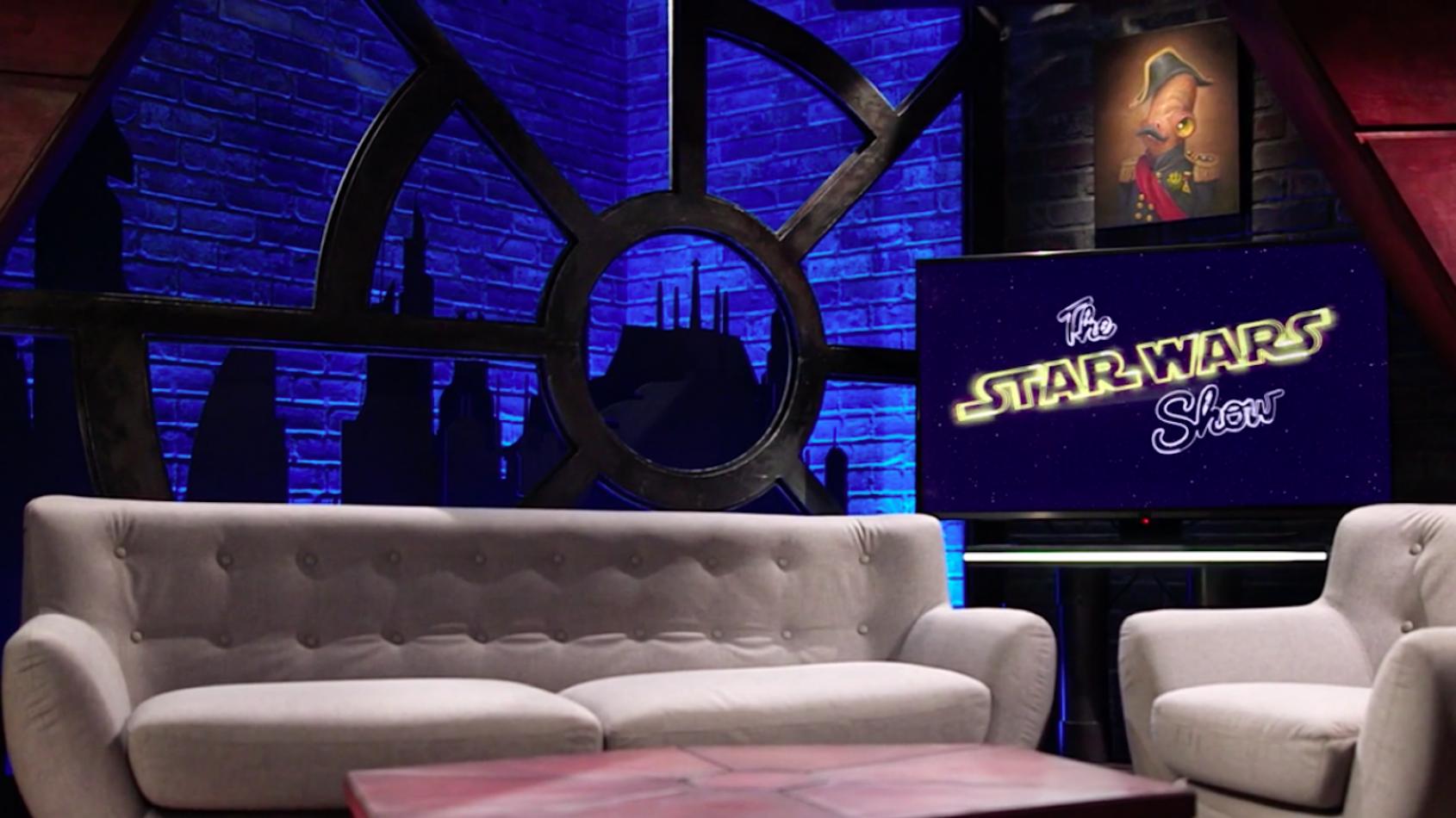 Star Wars Show, une émission hebdomadaire