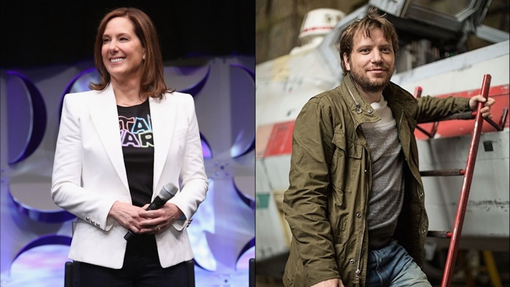 Kathleen Kennedy et Gareth Edwards à la Star Wars Celebration Europe!