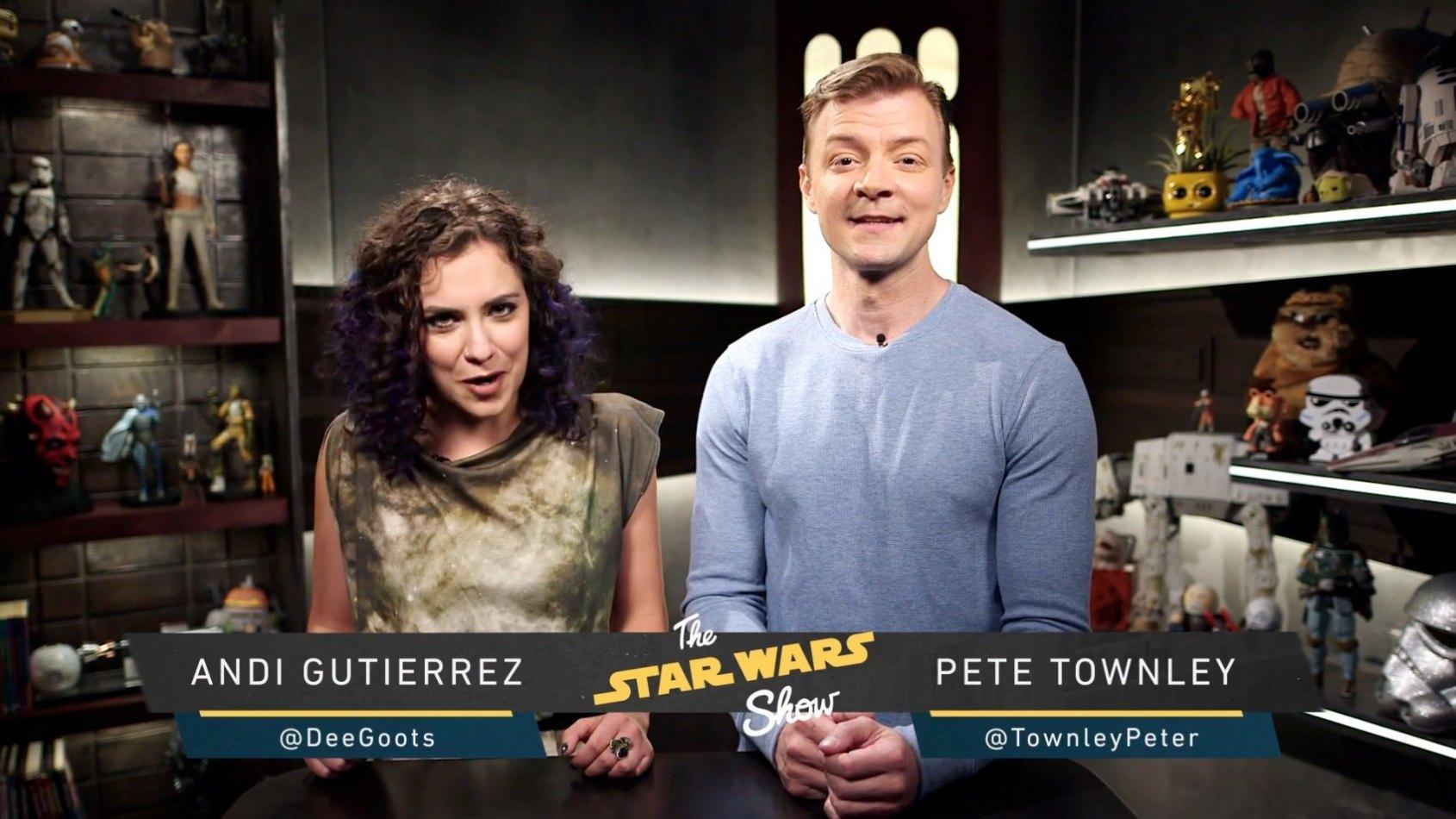 Le Star Wars Show - Episode I