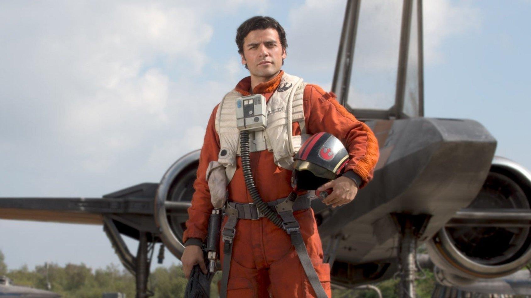 Poe Dameron aura plus d'importance dans Star Wars Episode VIII