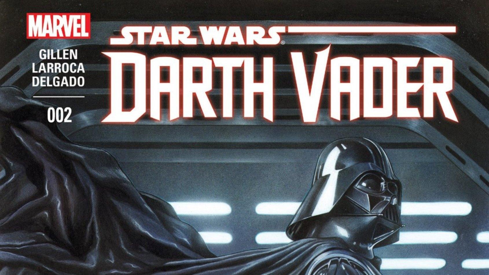 Marvel met fin à la série Darth Vader