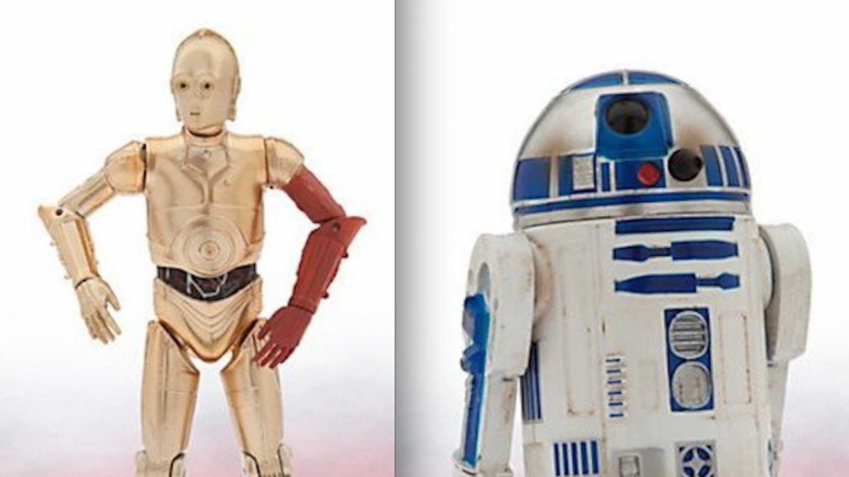 C-3PO et R2-D2 arrivent en figurines Elite Series !