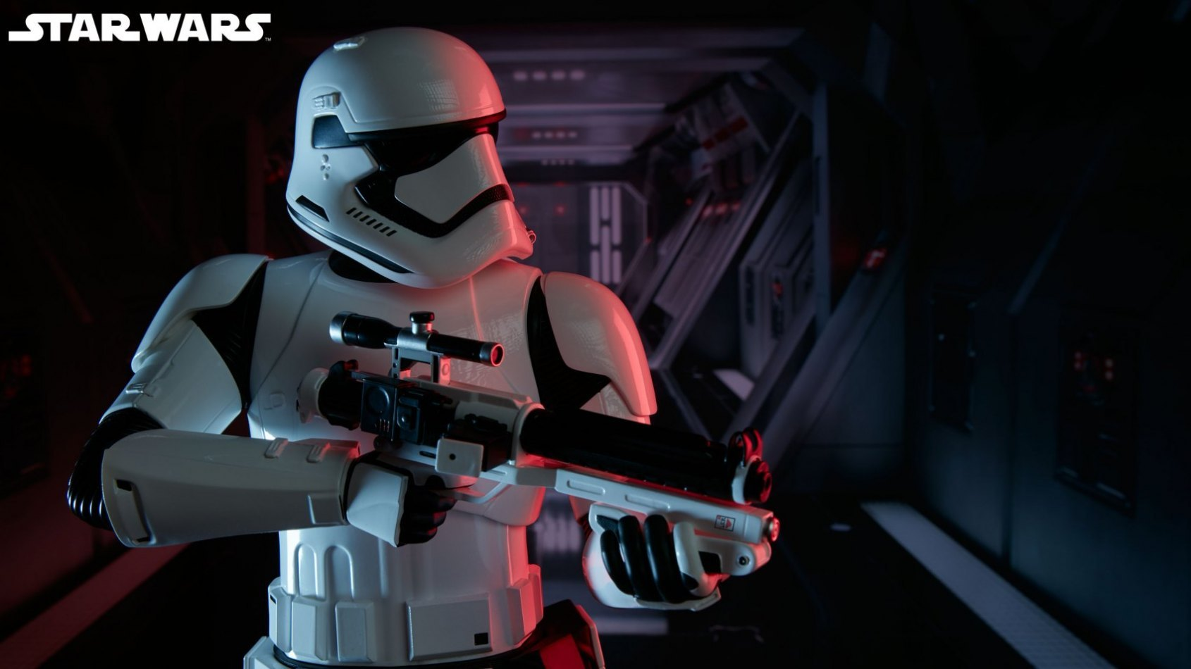 [Sideshow] First Order Stormtrooper Premium Format Figure disponible