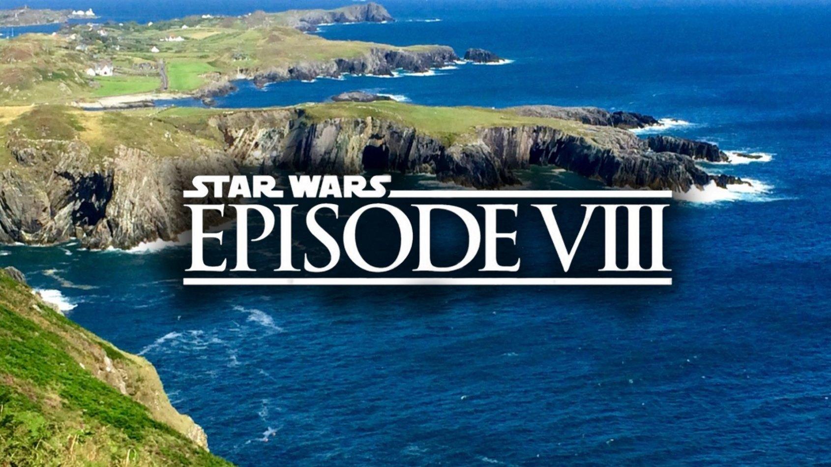 Nouvelles photos du lieu de tournage en Irlande
