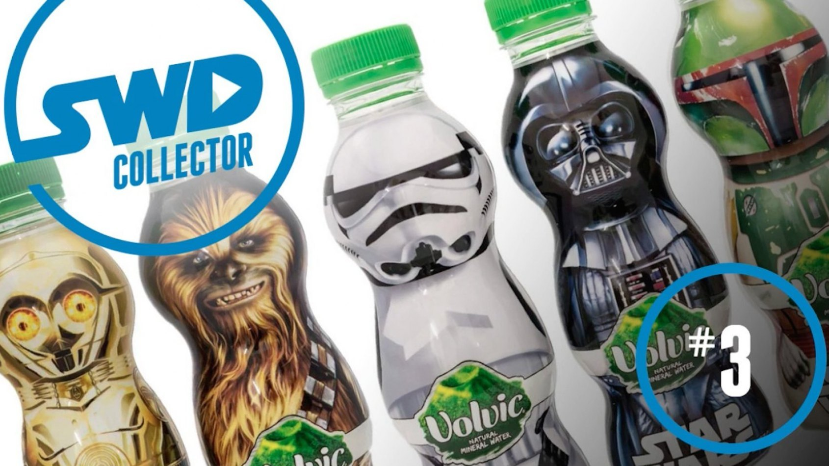 Star Wars en Direct : Collector #3