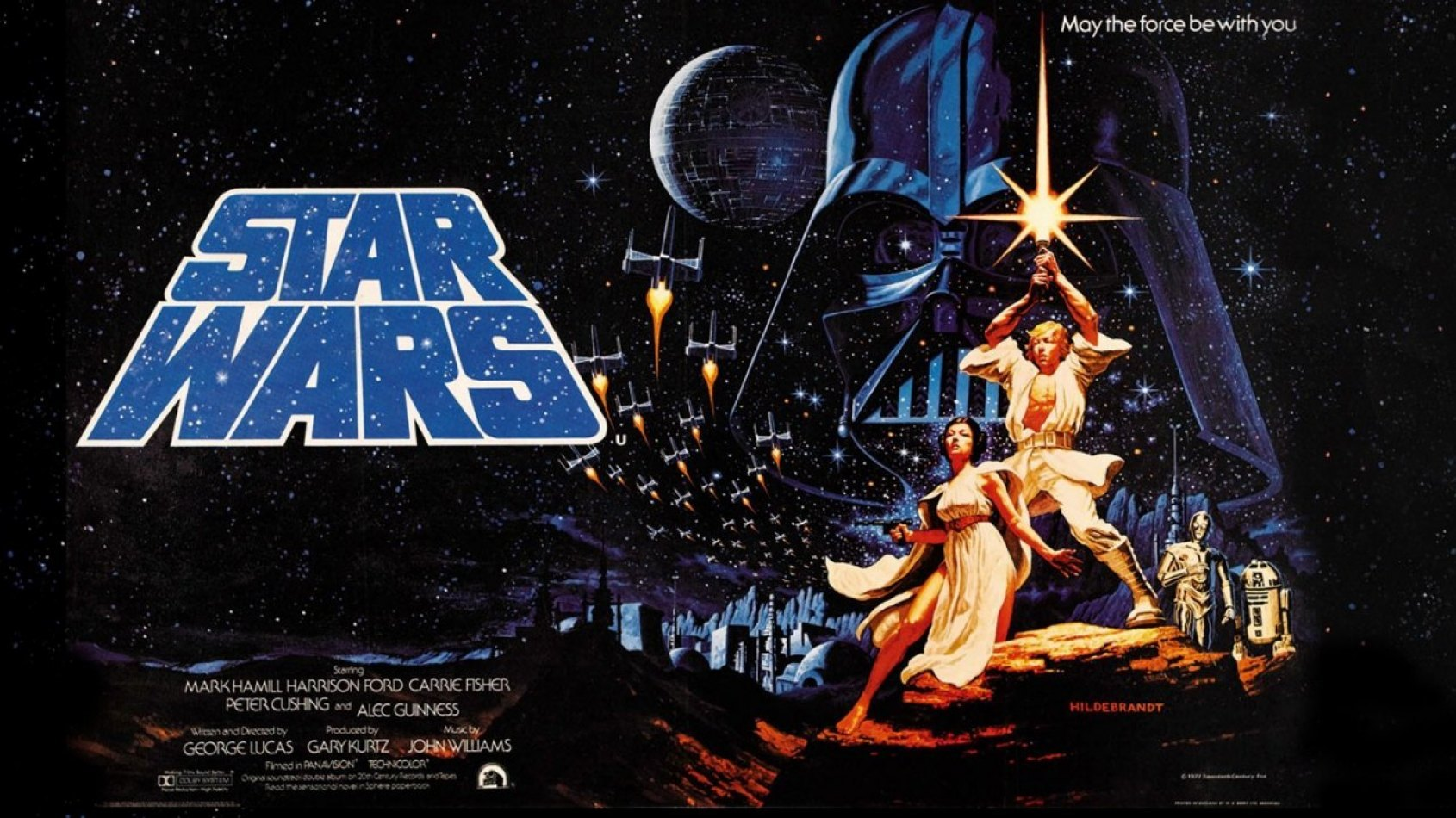 25 mai 1977 : sortie de l'épisode IV de la saga Star Wars