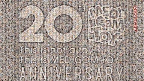 [Medicom] Un 20ème anniversaire sous le signe du Réveil de la Force