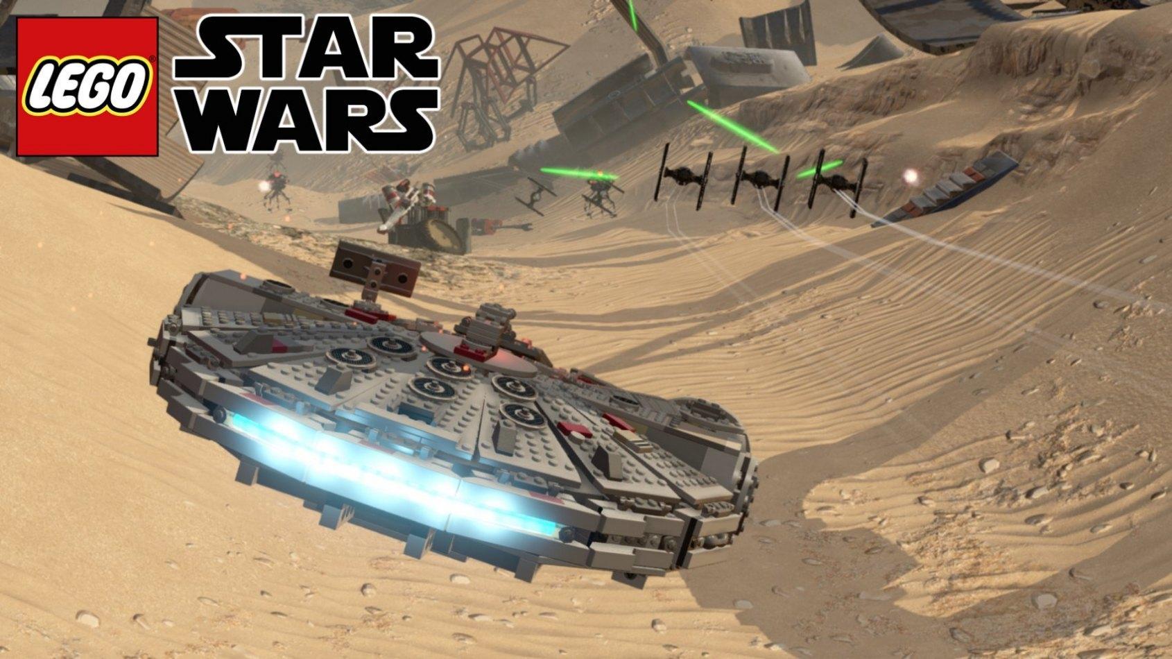 Lego Star Wars Le R�veil de la Force : infos sur le season pass