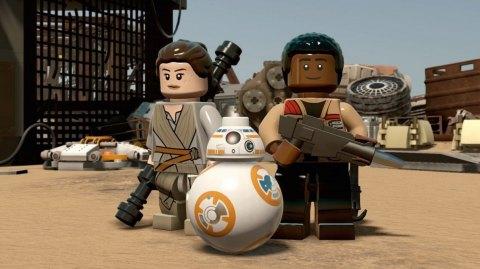 Un nouveau trailer dédié à Finn pour le prochain jeu-vidéo Lego