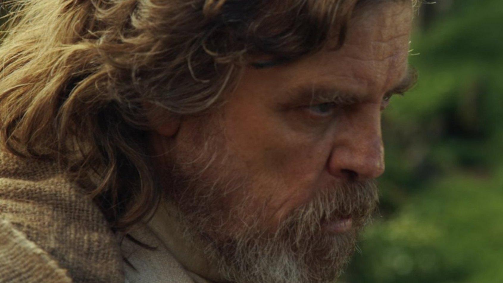 Rumeur sur une scène avec Luke Skywalker dans l'épisode VIII