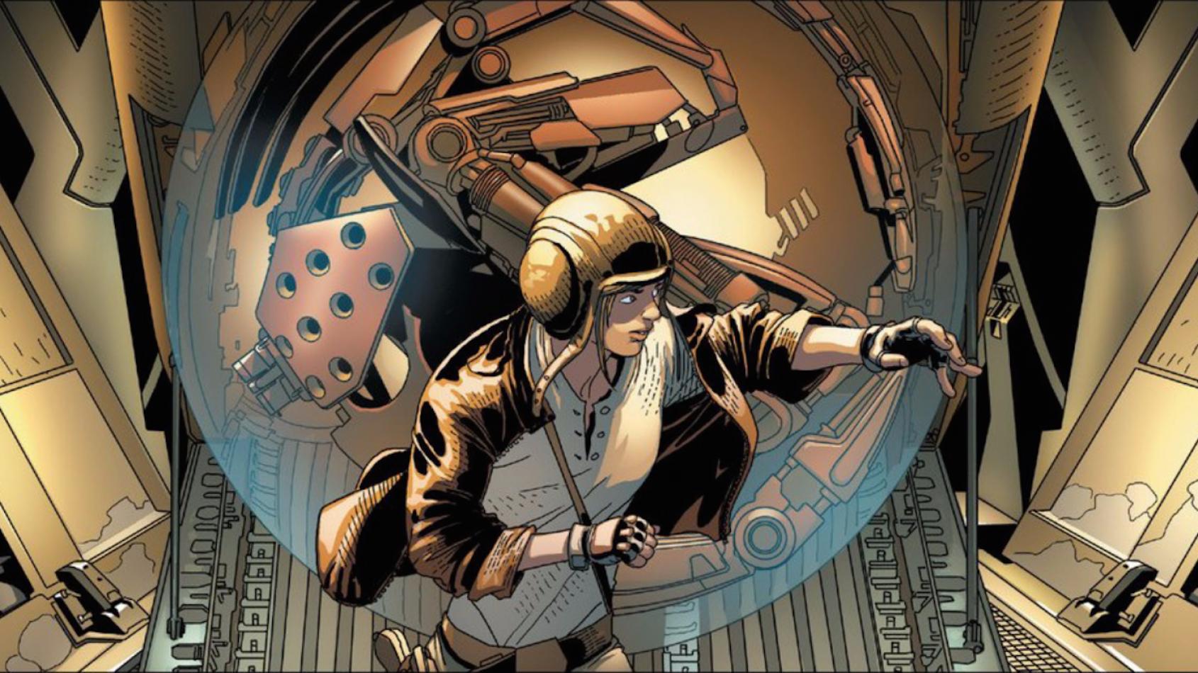 Le docteur Aphra, personnage central des nouveaux comics Marvel
