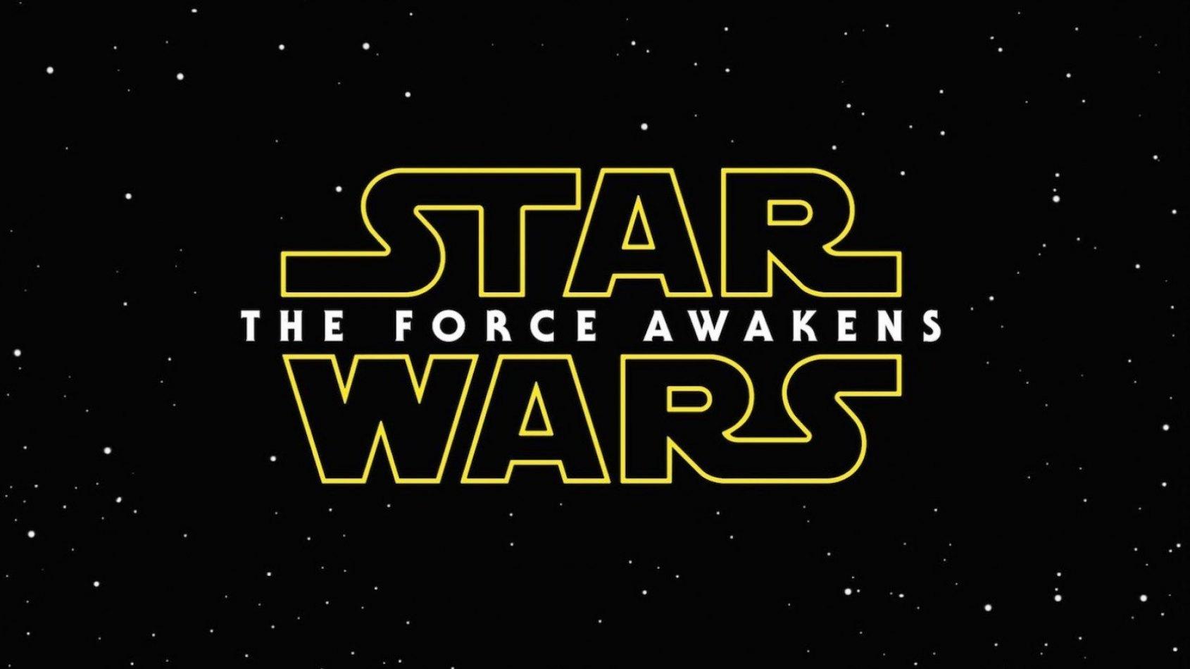 Les effets sonores du R�veil de la Force !