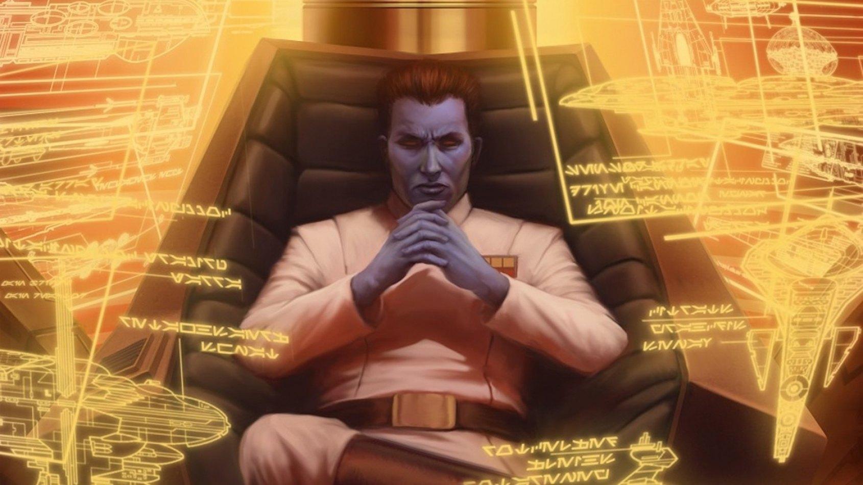 Dave Filoni annoncerait-il le retour de Thrawn dans la série Rebels ?