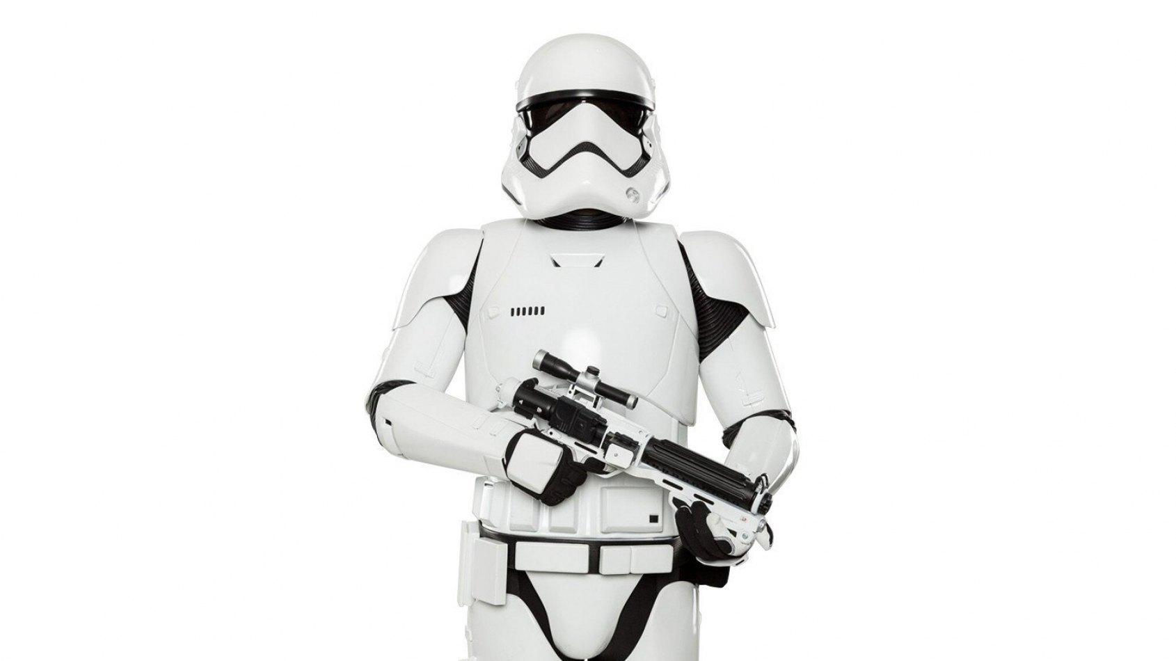 L'armure de stormtrooper du Premier Ordre par Anovos