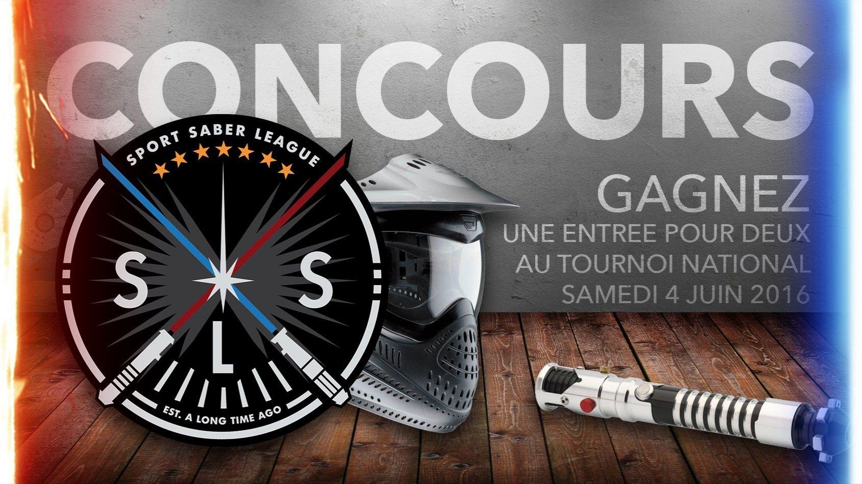 CONCOURS - Gagnez deux entrées pour le Tournoi National de Sabre Laser