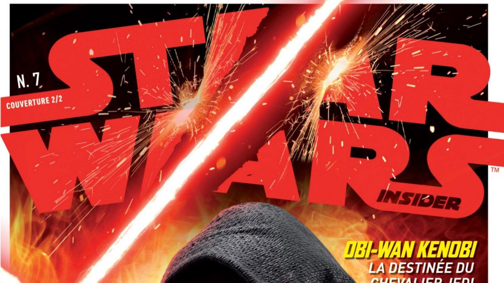 Panini : les couvertures de Star Wars Insider 7