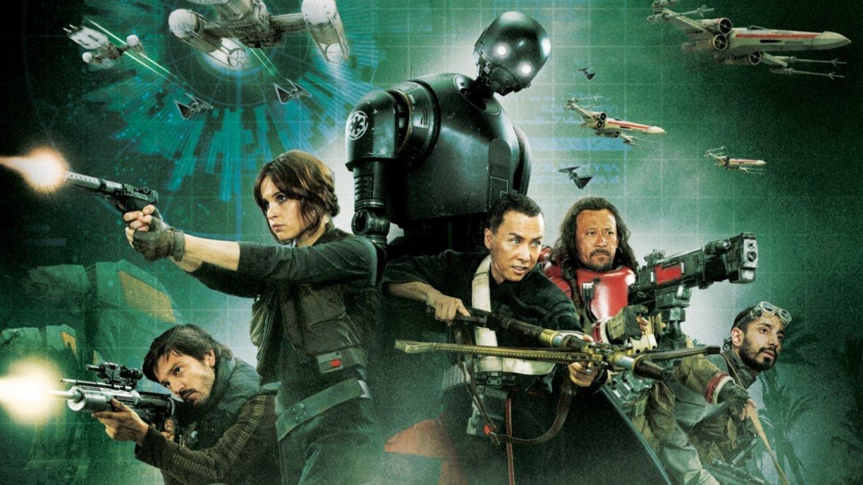 Nouvelles scènes à tourner en perspective pour Rogue One