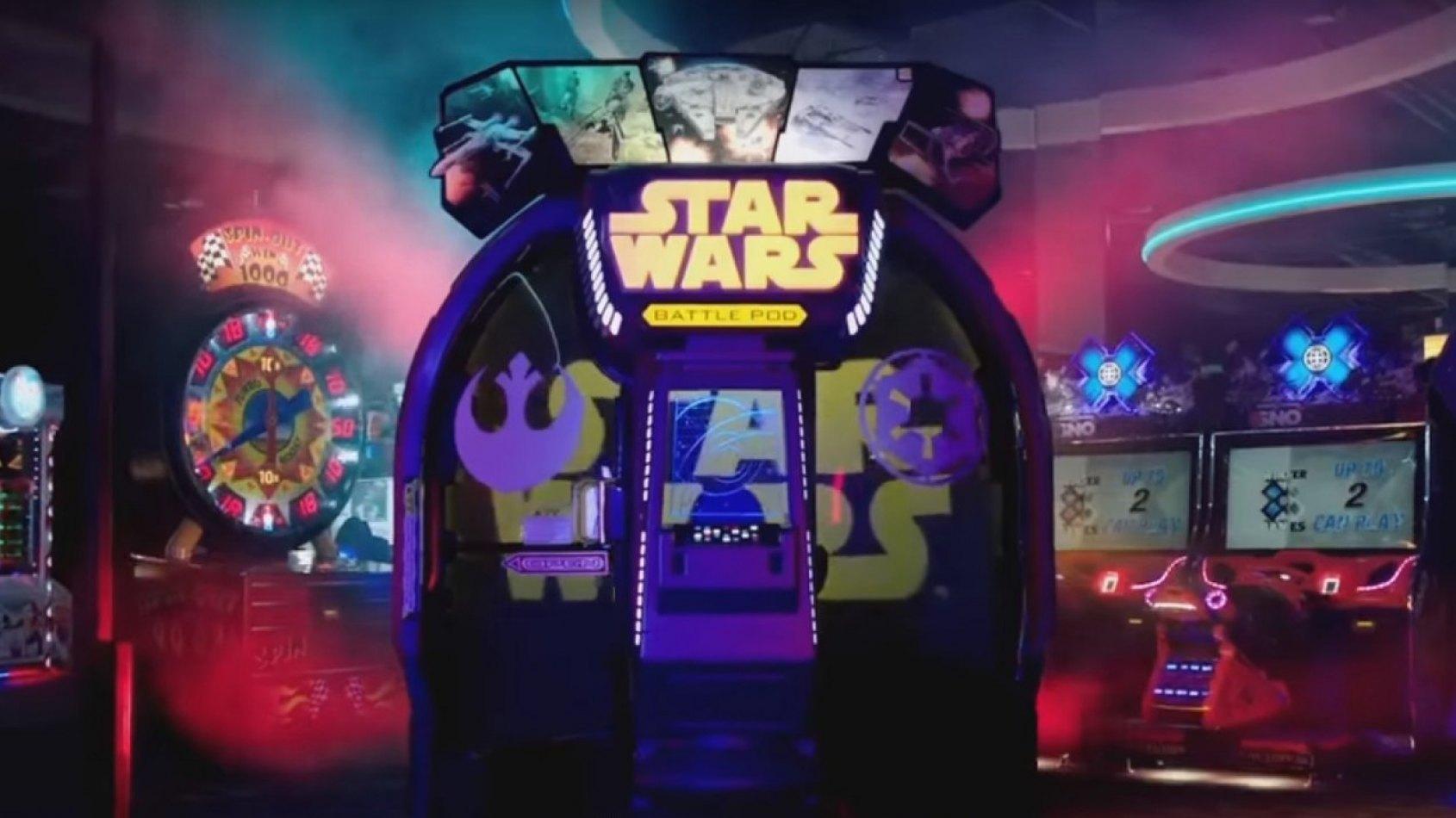 Star Wars Battle Pod accueille un niveau du Réveil de la Force