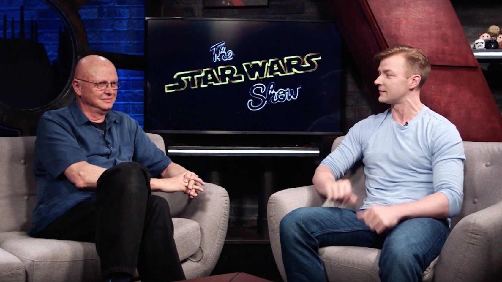Le Star Wars Show #4 est en ligne