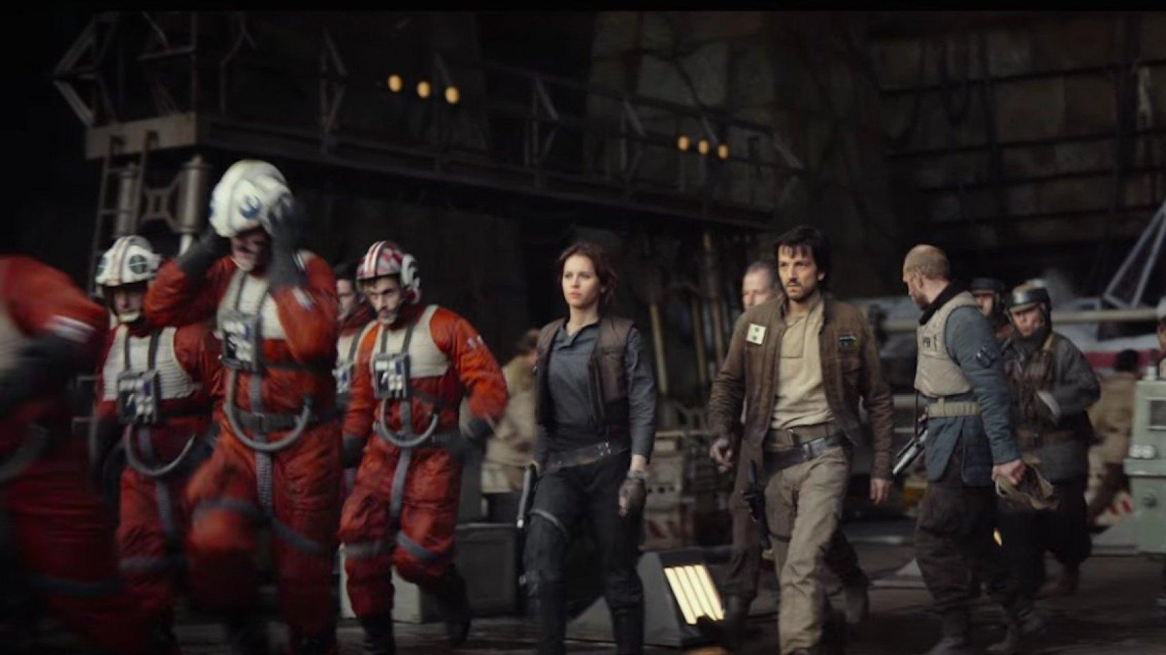 MAJ : Des détails sur le nouveau tournage de Rogue One