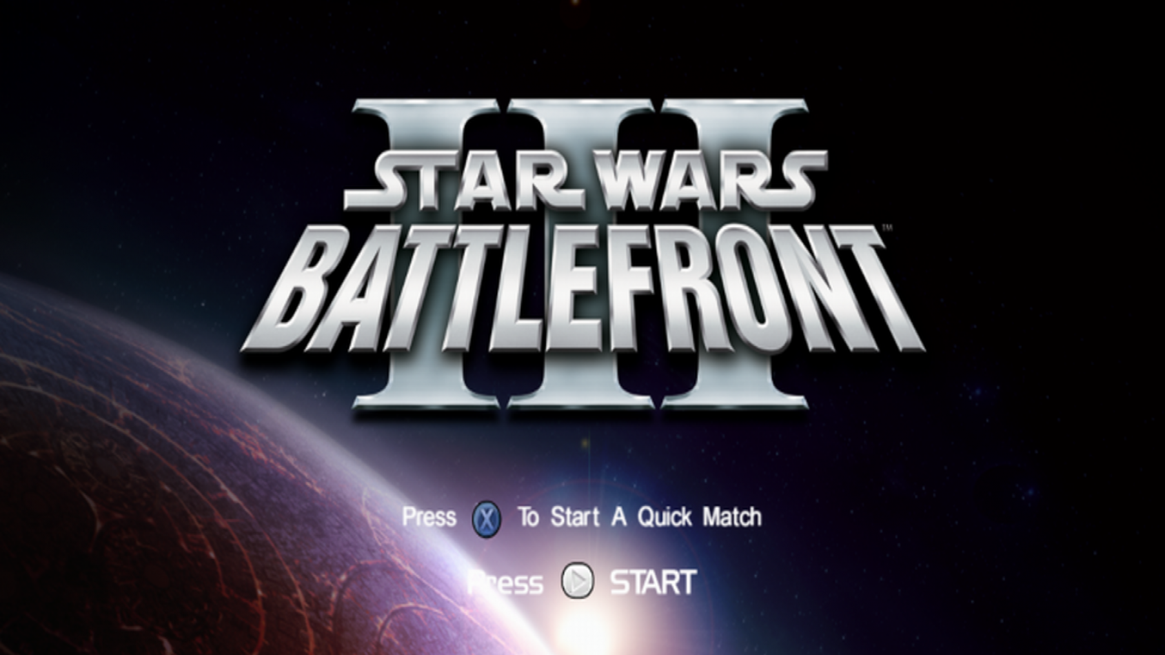 Un remake de Star Wars Battlefront 3 approuvé par STEAM !