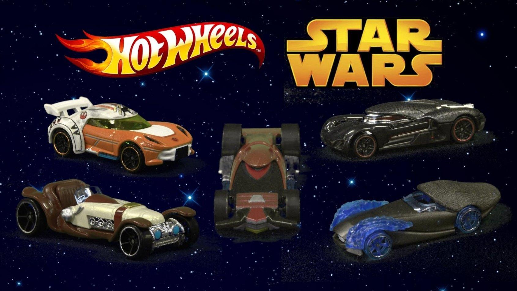 [Hot Wheels] Le plein de nouveaux véhicules